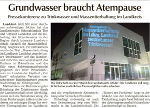 Landshuter Zeitung vom 15.05.2018